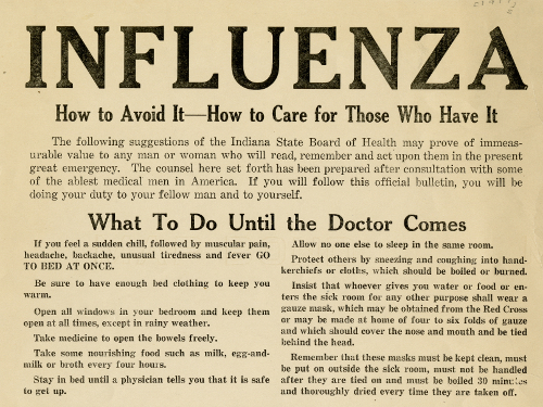 Influenza: How to Avoid It